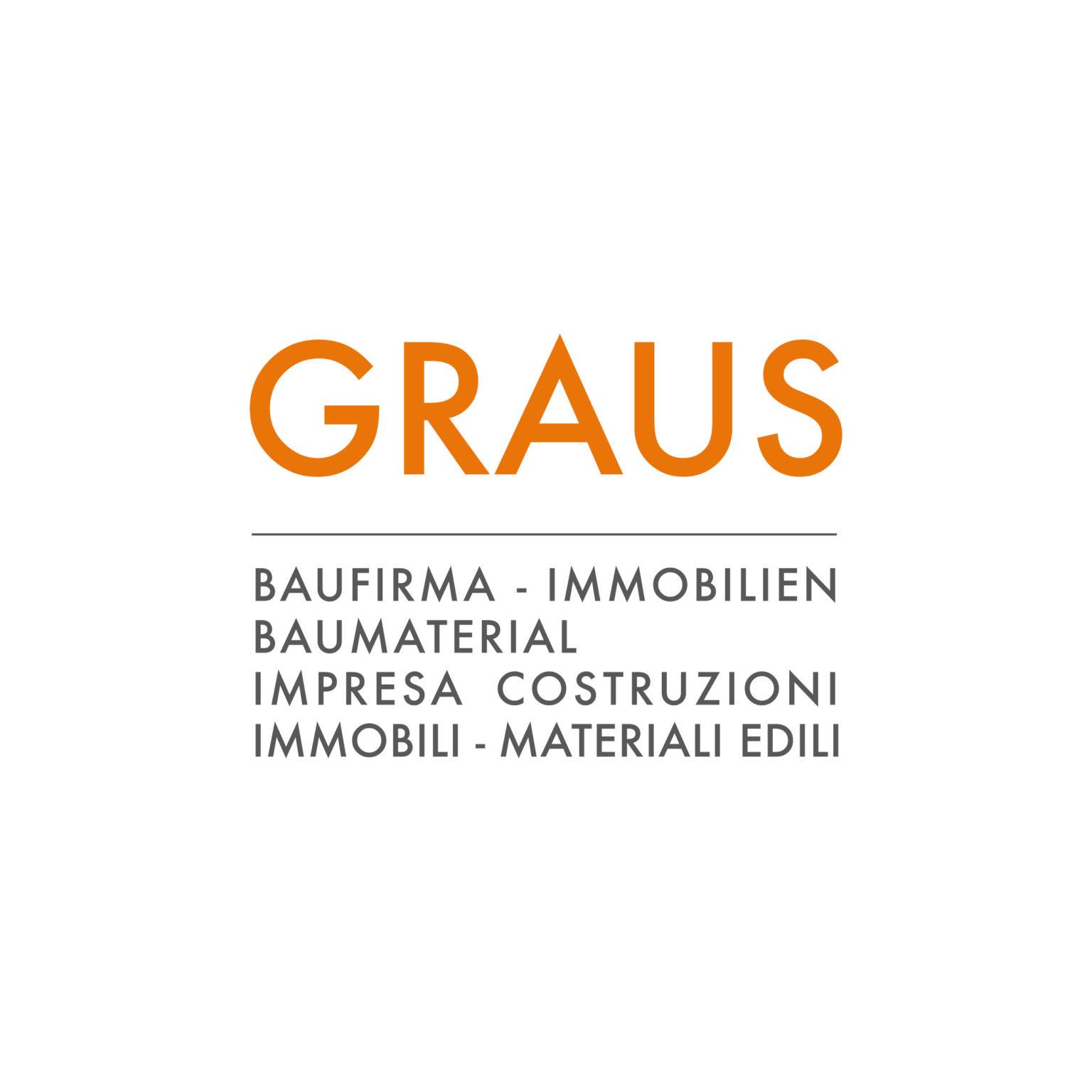 graus baumaterial logo