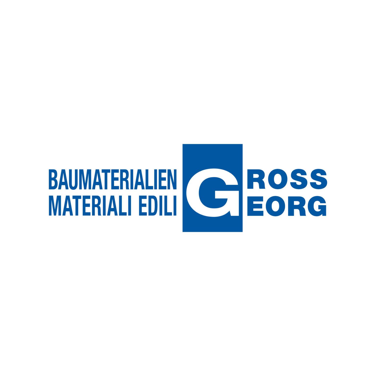 baumaterial gross georg logo